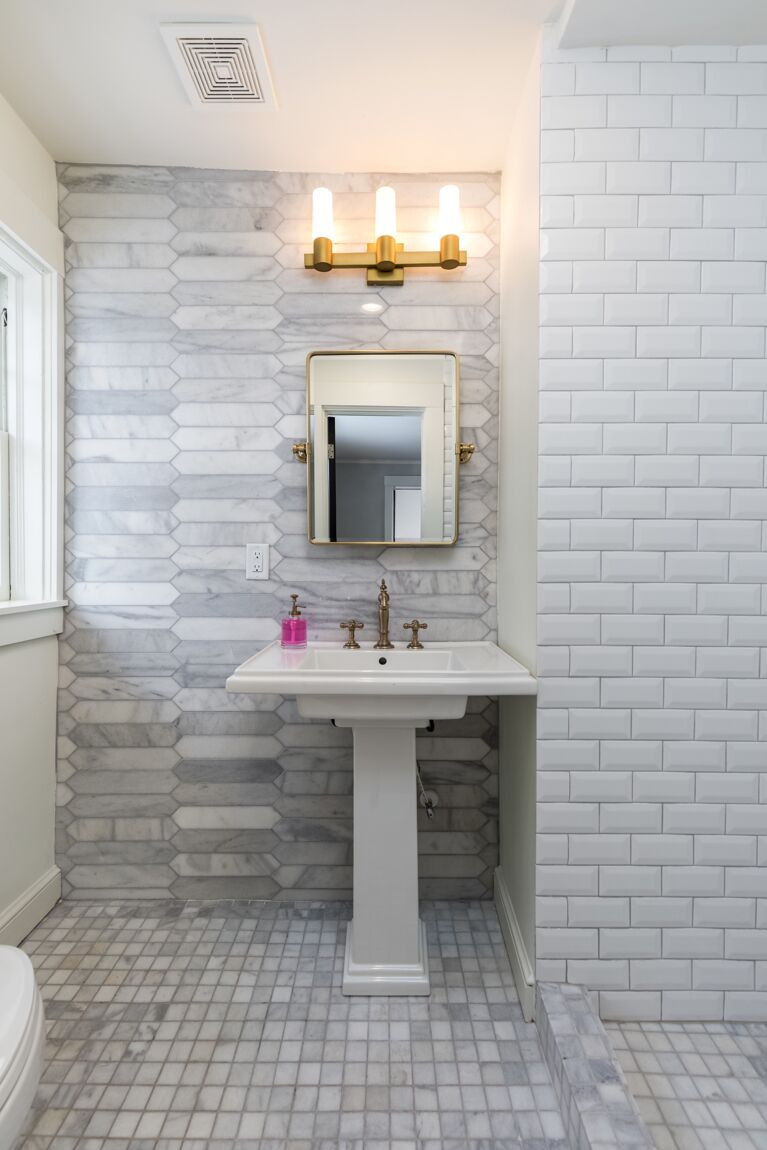 TILE ON A BUDGET